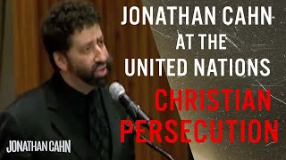THE CHRISTIAN HOLOCAUST: JONATHAN CAHN