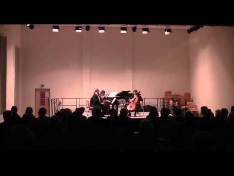 Klaviertrio Unique Plays Live in Concert Rachmaninoff Trio Elegiac g-moll