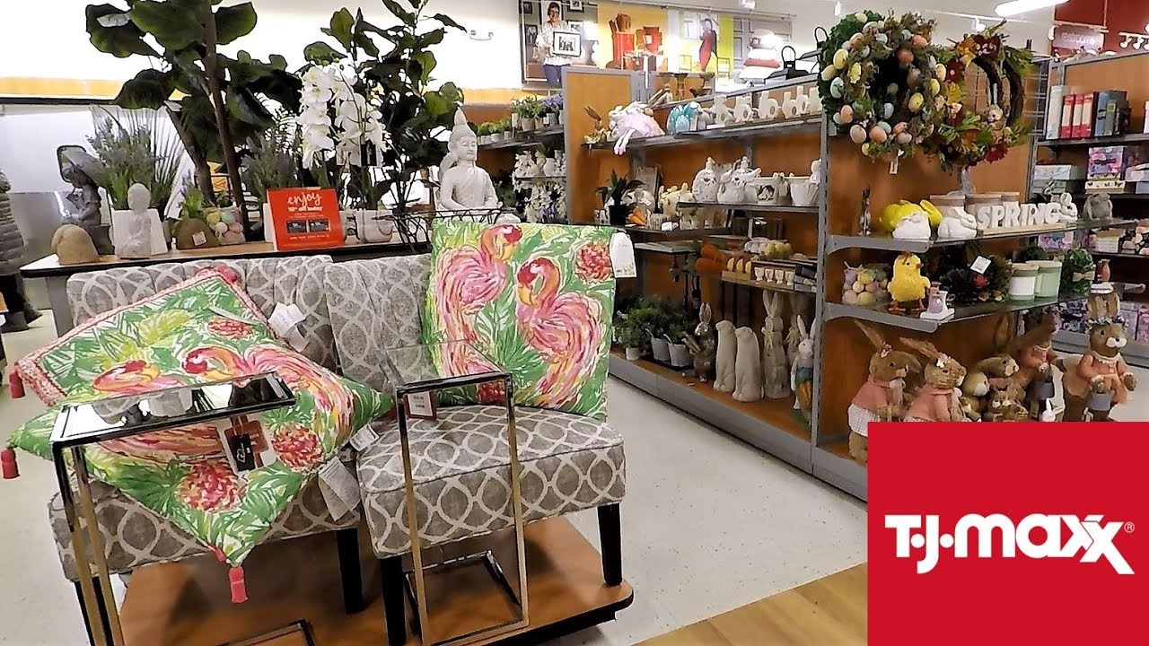 TJ MAXX SPRING 2019 AND EASTER DECOR