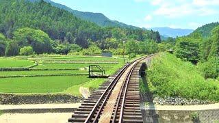 JR名松線キハ11系300番台前面展望 松坂~伊勢奥津(全区間走破)