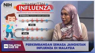 Perkembangan Semasa Jangkitan Influenza Di Malaysia | Mhi  21 Januari 2020