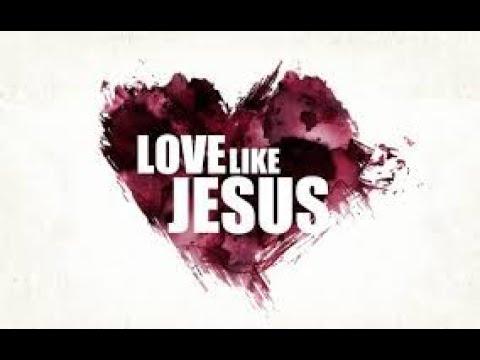 Loving people Jesus Style