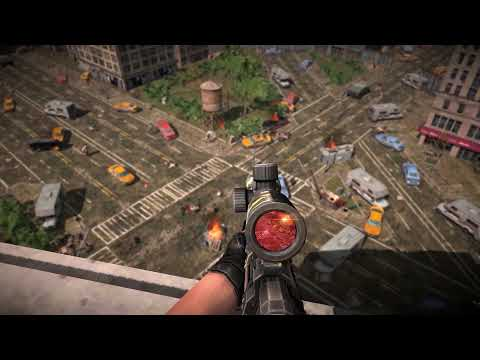 [SZ V59] Sniper Zombie – shooting game offline