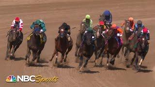 Churchill Downs Stakes 2021 (FULL RACE)   NBC Sports screenshot 5