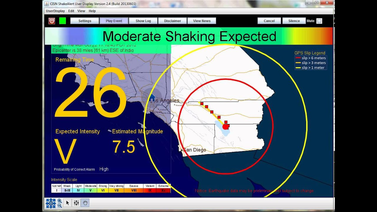 SoCal Earthquake: Why Everyone Is Talking About ShakeAlert