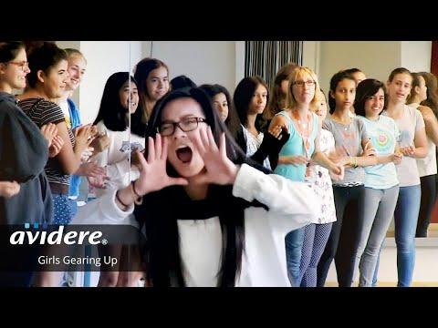 Imagevideo für Girls Gearing Up – Die Summer Academy in Bild und Ton