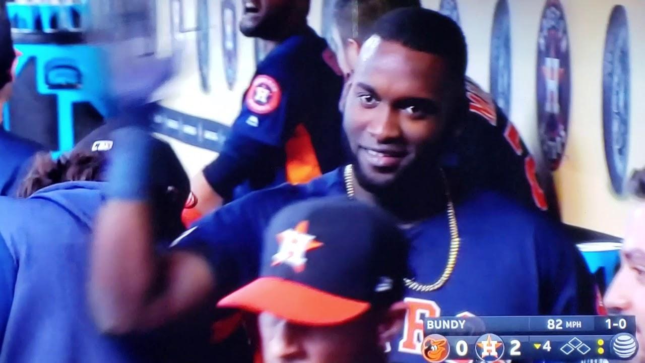 Rookie Alvarez homers again, Astros top Blue Jays 7-2
