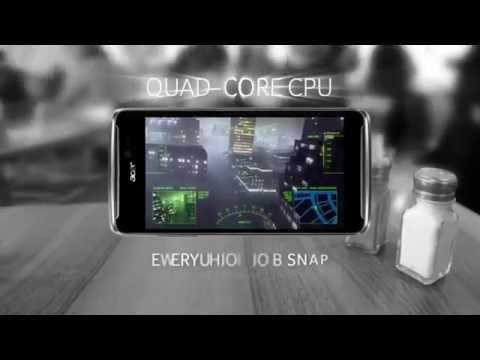 Acer Liquid E600 Commercial [HD]