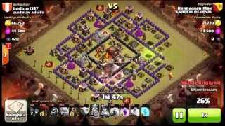 Clash of Clans | #6 3 Star Rh10 LavaLoon | badboy1337 austrian adult