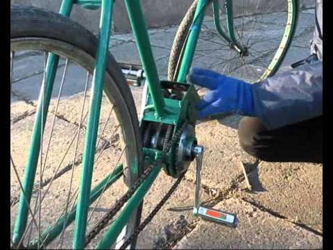 Велосипед (Bicycle)