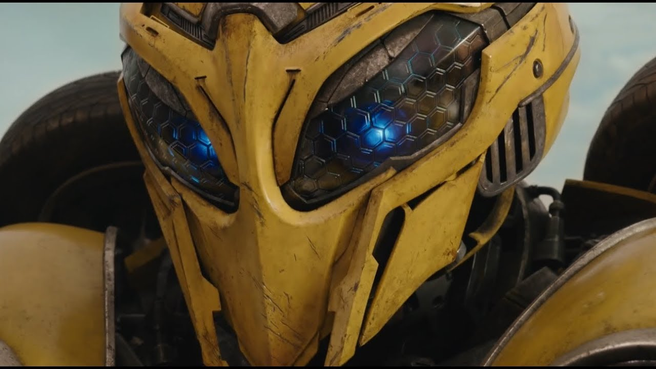Download Bumblebee 2018 Movie Tribute - The Resistance - Skillet