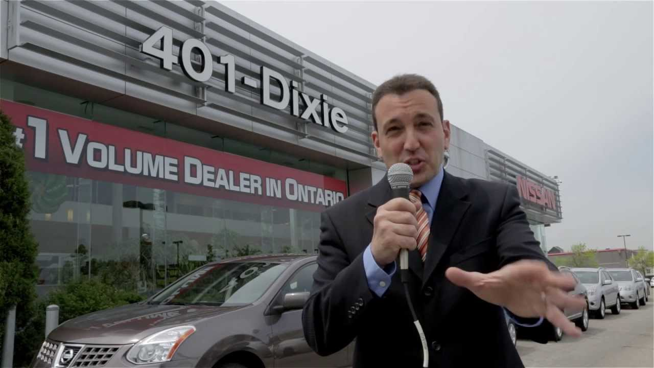 401 Dixie Nissan Commercial - YouTube