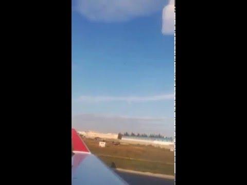 Crj 900  tunis carthage airport