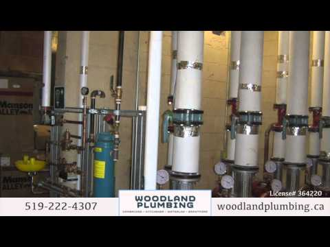 Woodland Mechanical Plumbing and Heating