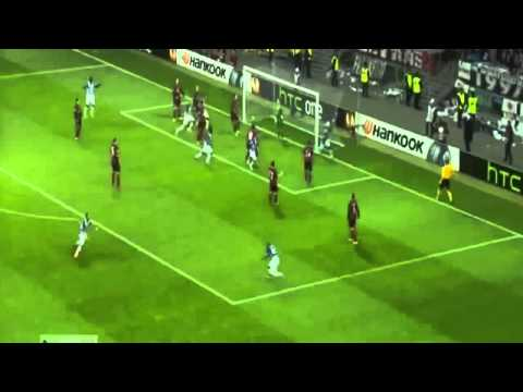 Eliaquim Mangala Second Goal ~ Eintracht Frankfurt vs FC Porto 2-2 ~ (Europa League) HD