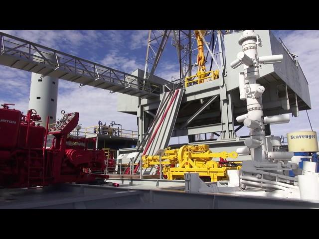 Ocean Star Oilfield Energy Center