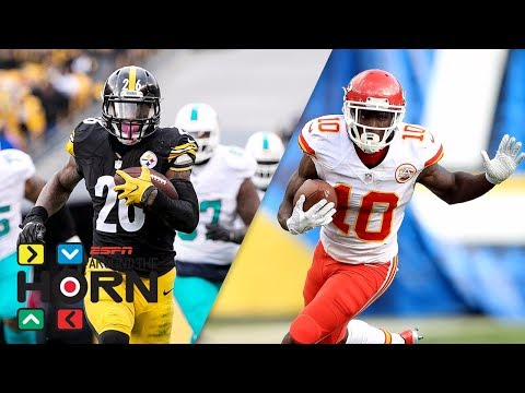 Pittsburgh Steelers or Kansas City Chiefs: Who needs the win more?   Around The Horn   ESPN