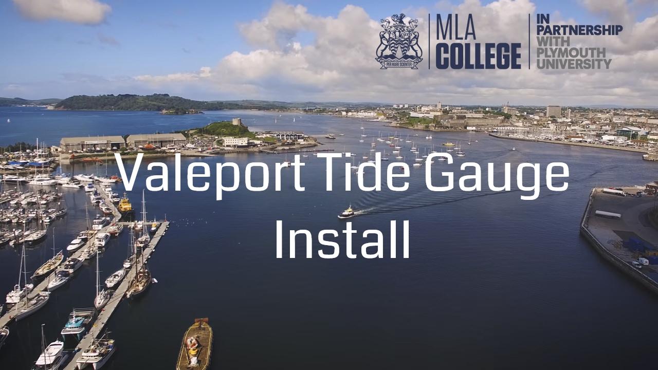 Installation of valeport tide gauge youtube installation of valeport tide gauge geenschuldenfo Images