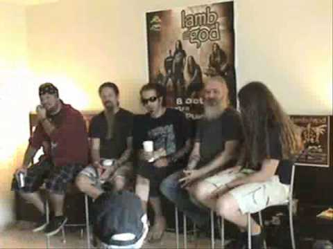 Lamb Of God Conference in Puerto Rico part 3