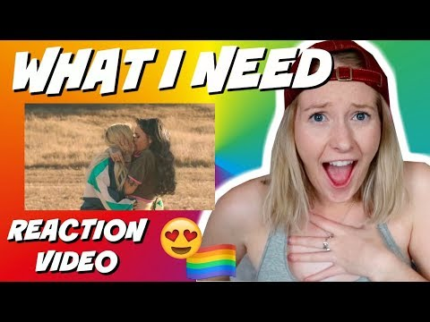 GAY GIRL REACTS TO