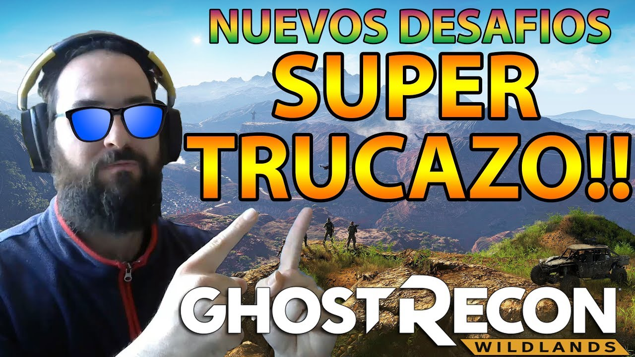 SUPER TRUCAZO! DESAFIO MAESTROS BALLESTEROS Y BALLESTA GRATIS!!! GHOST RECON WILDLANDS
