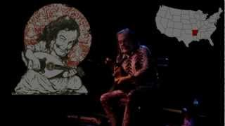STATE OF ARKANSAS song David Lindley 9-9-12 Fayetteville Arkansas George