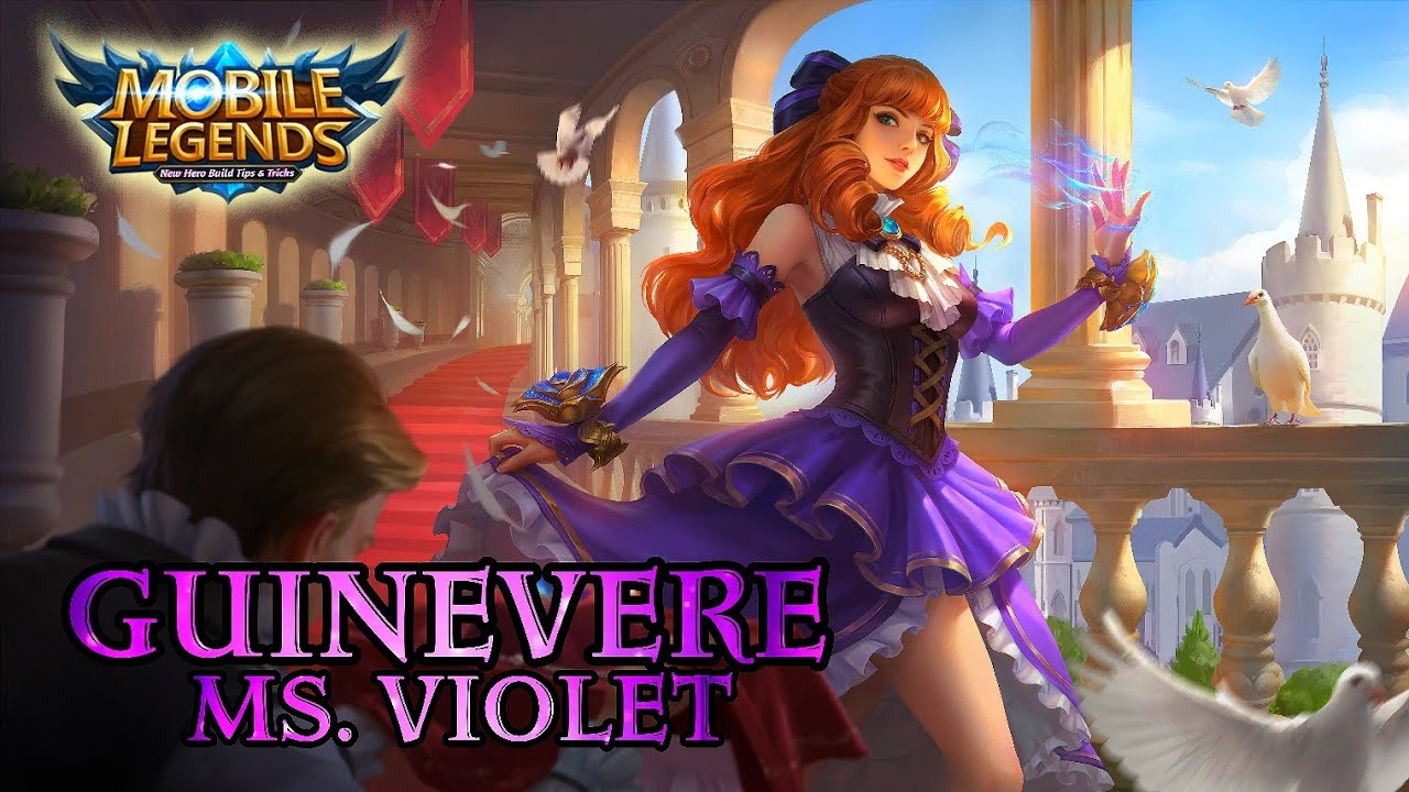 Guinevere Combo and Build Gameplay - Mobile Legends Bang Bang
