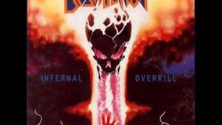 Destruction - Infernal Overkill - 08 - Black Death