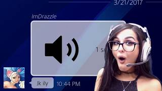 PSN AND CHILL? | READING PSN MESSAGES