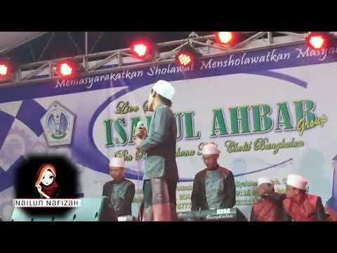 IS'ADUL AHBAB TERBARU  (nyumbang lagu)