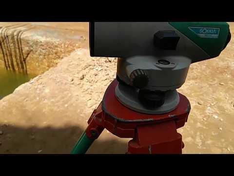 How To Level Using DUMPY LEVEL | Civil Engineering Surveying