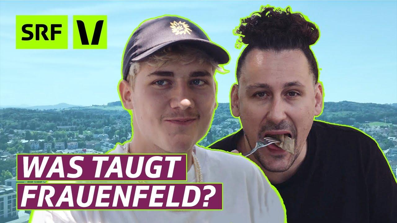 Ist FRAUENFELD die beste Stadt der Schweiz? | Mutterstadt 2.0 | SRF Virus