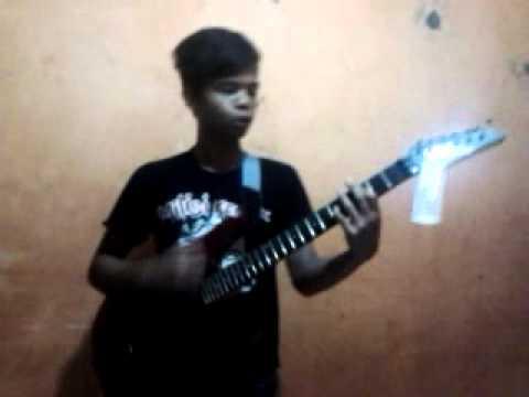 PAS BAND - IMPRESI ( Guitar Cover )