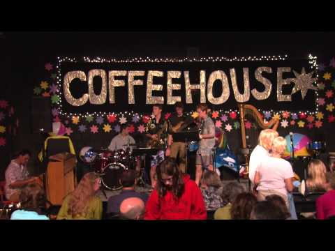 NHS Spring Coffeehouse 2015 1st Show