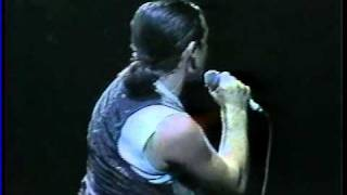 U2 With or Without You/Shine Like Stars 1987 Syracuse