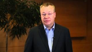Stephen Elop - President and CEO, Nokia