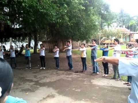11.10.23 Teamwork Club - Sinh hoạt đầu kì (Khởi động - Vỗ tay)