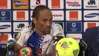 Morocco vs Cape Verde (1-1) - Africa Cup of Nations 2013