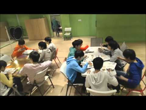 130427 SEVENTEEN TV SEASON 2 free time&dinner time