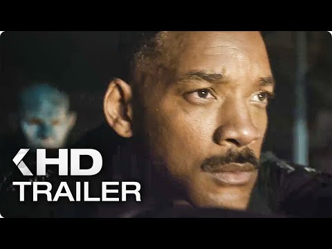 Thumbnail: BRIGHT Trailer (2017) Netflix