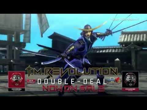T.M.Revolution 「DOUBLE-DEAL」SPOT 120秒 ver.