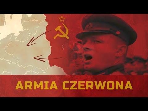 Armia Czerwona - Wojska Radzieckie W Polsce Cz. 1