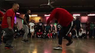 Ace Legion vs Project 401 vs Lokito/Gerson   Thrillah in the Rivah (2019)
