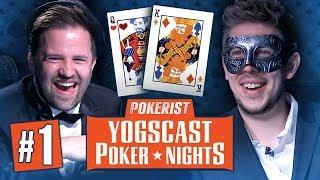Yogscast Poker Nights 2018 #1 - Kings and Cowboys