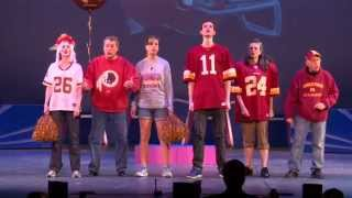 A League of Our Own: The  Redskins Name Controversy in a Song