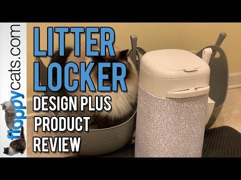 LitterLocker® Design Plus Cat Litter Disposal System Product Review Video