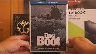 DAS BOOT (DT Blu-ray Complete Edition Digipak) / Zockis Sammelsurium Nr. 1766