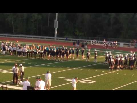 Marquette High School - Varsity Football Offense Intro
