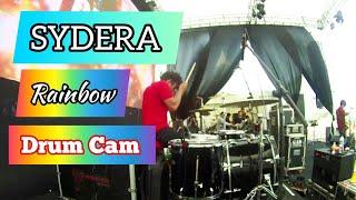 MUSICBLASTCONCERT - LIVE - SYDERA - RAINBOW (DRUM CAM)