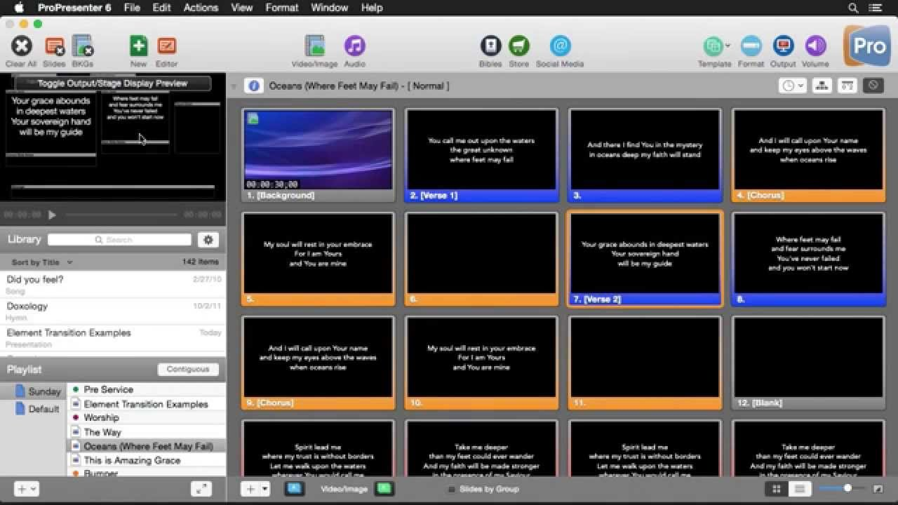 ProPresenter Tutorials Archives - Page 4 of 6 - Church Media